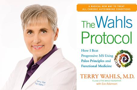 Inspirational Ted Talk by Dr. Terry Wahls. She reversed her MS symptoms with proper food choices.