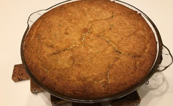 Golden Crunchy and Yummy Cornbread – Gluten Free, Egg Free, Mostly Dairy Free